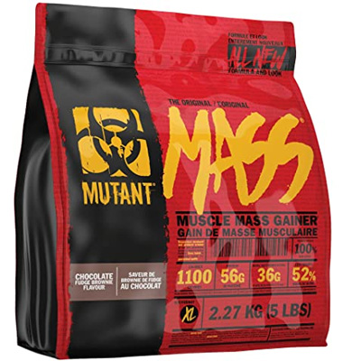 Mutant Mass Muscle Mass Gainer 2.27 Kg – Supplement superstore India, Meerut, UP