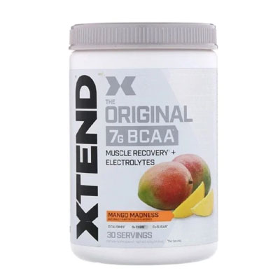 Scivation Xtend BCAA 30 servings – Supplement superstore India, Meerut, UP