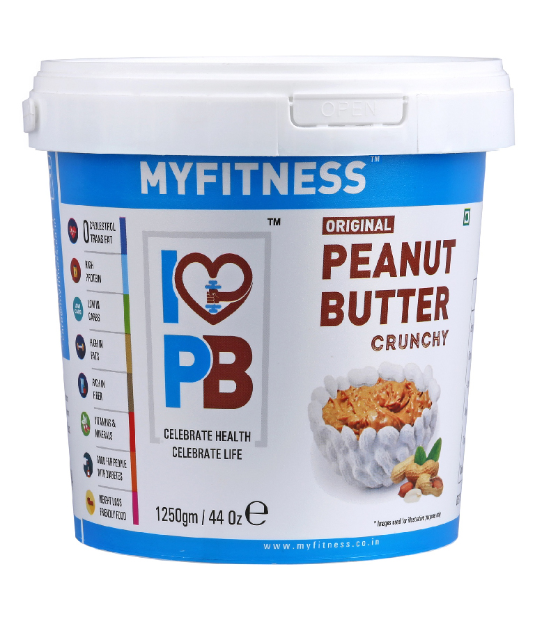 Fitness Peanut Butter 1250gm – Supplement superstore India, Meerut, UP
