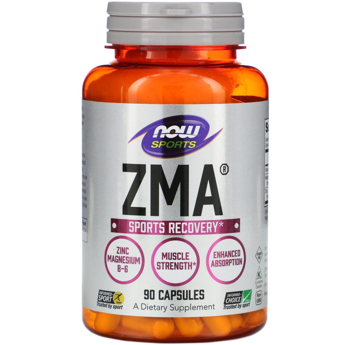 Now ZMA 90 Capsules – Supplement superstore India, Meerut, UP