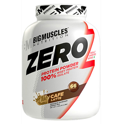 Big muscles Zero Isolate 4.4lbs – Supplement superstore India, Meerut, UP