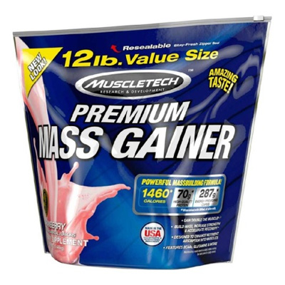 Muscletech Premium Mass Gainer 12lbs – Supplement superstore India, Meerut, UP.